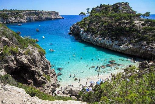 Plage Ile Majorque