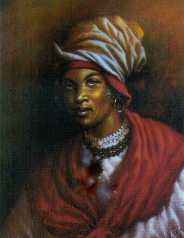 Cécile Fatiman prêtresse vaudoue mambo roman historique