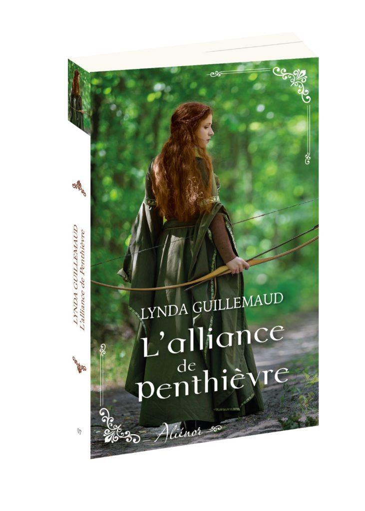 L'alliance de Penthièvre Lynda Guillemaud romance historique harlequin aliénor