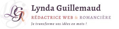 Lynda Guillemaud, rédactrice web & romancière